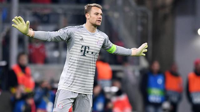 Neuer bricht mit Bayern-Tradition und nimmt Pfiffe der Fans in Kauf
