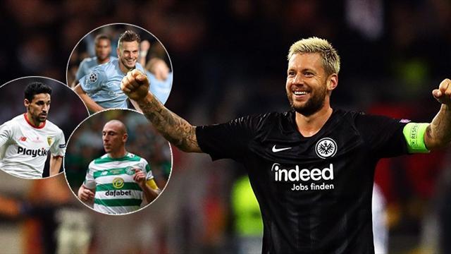 Hemvändaren, delägaren, fenomenet - här är fanbärarna i Europa League