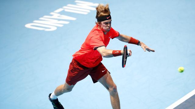 Tsitsipas remporte le Masters Next Gen - Fil Info - ATP - Tennis