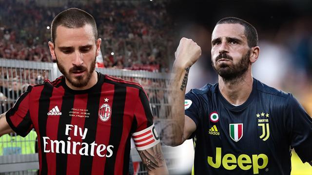 Milan-Juventus, San Siro prepara l'accoglienza per Bonucci: saranno fischi assordanti