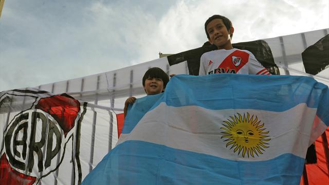 ¿Hasta dónde llegarías por tu equipo? Una pareja argentina llama a su hijo River Plate