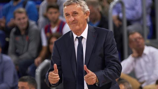 El Barça, a por su cuarta victoria consecutiva en la Euroliga