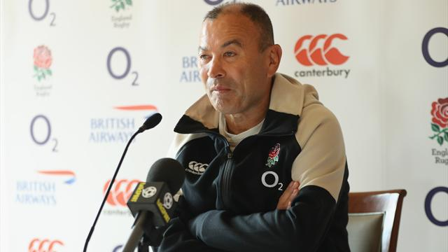Coronavirus: Eddie Jones asked to take pay cut by RFU