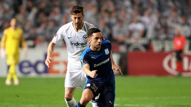 Apollon Limassol - Eintracht Frankfurt: So lief das Spiel im Livestream und Liveticker