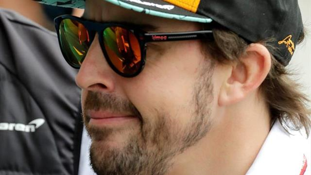 """Alonso: """"Creo que van a ser dos carreras de más alegría que tristeza"""""""