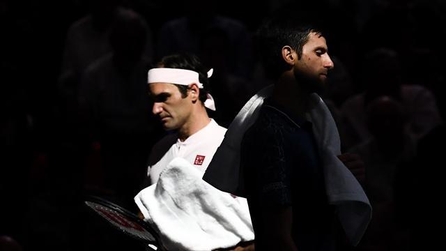 Le Masters maintenu à Londres ? Federer favorable, Djokovic contre