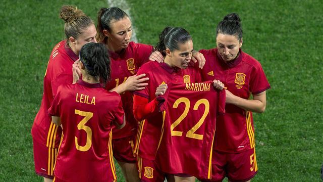 🇪🇸 España vence a Polonia en Butarque antes del esperadísimo choque ante Alemania (3-1)