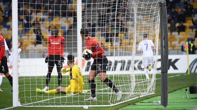 Encore battu par le Dynamo, Rennes s'accroche à un miracle
