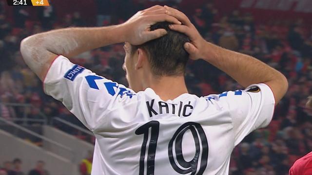 Höjdpunkter: Spartak Moskva vände och vann målfest mot Rangers