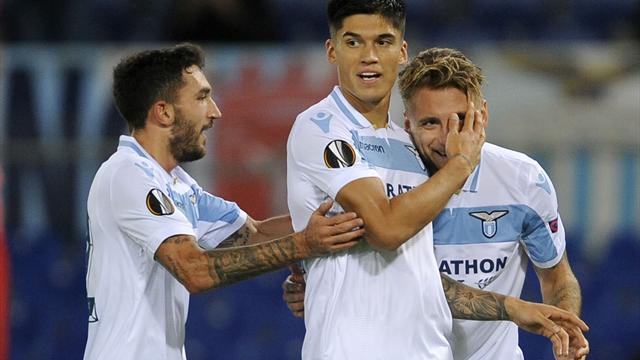 Le pagelle di Lazio-Olympique Marsiglia 2-1: Immobile ispiratore, Caleta-Car sovrastato