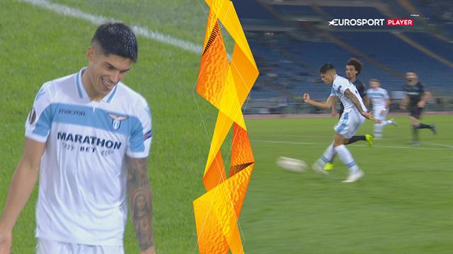 Highlights: Lazio og Durmisi tilkæmpede sig tre point mod Marseille
