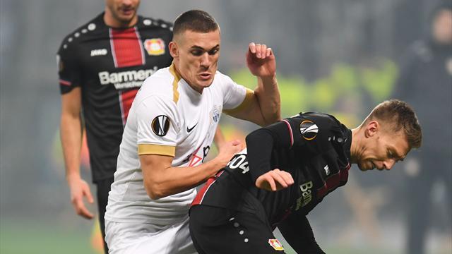 Bayer 04 Leverkusen - FC Zürich so lief das Spiel im Livestream und Liveticker