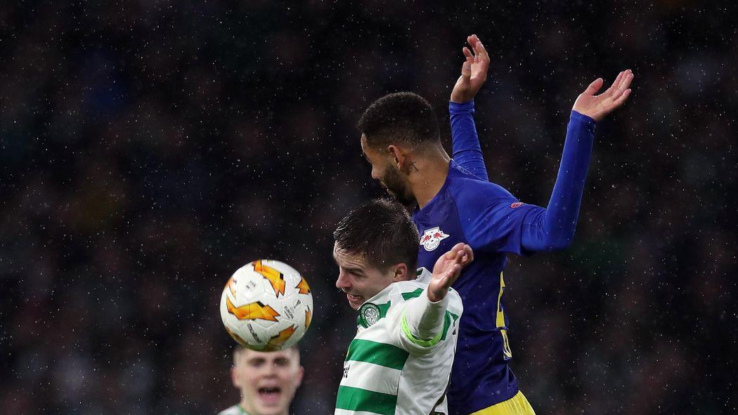 Europa League Celtic Glasgow Rb Leipzig So Lief Das Spiel Im Tv