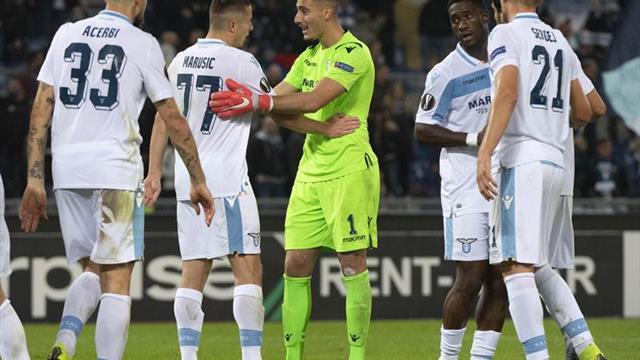 Lazio, Eintracht y Chelsea, a dieciseisavos