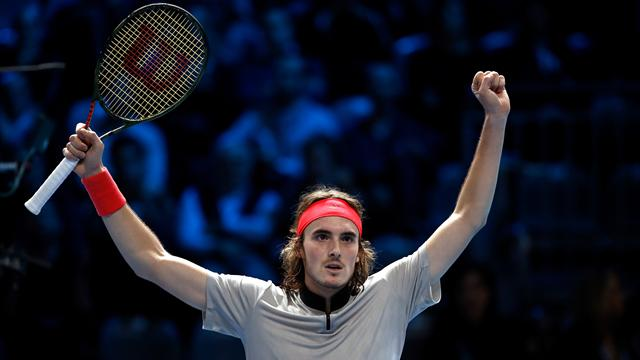 Next Gen ATP 2018, Tsitsipas-Hurkacz: Munar, en semis de forma indirecta (4-1, 4-3 (2) y 4-1)