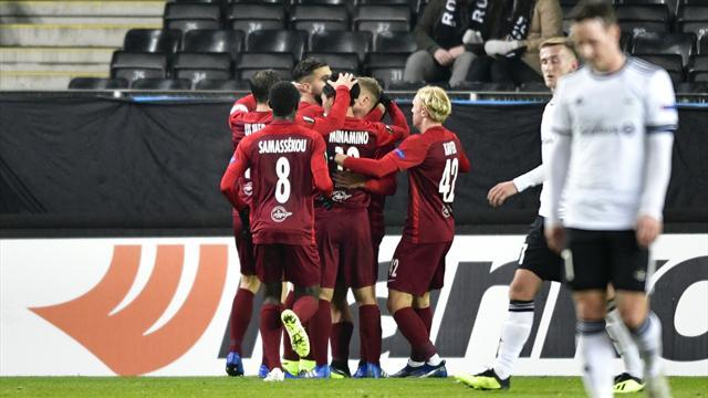 Utspilt Rosenborg fikk fotballeksjon i Europa League