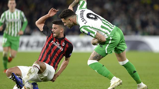 Milan perseguitato dalla sfortuna: preoccupano Musacchio e Calhanoglu in vista della Juventus