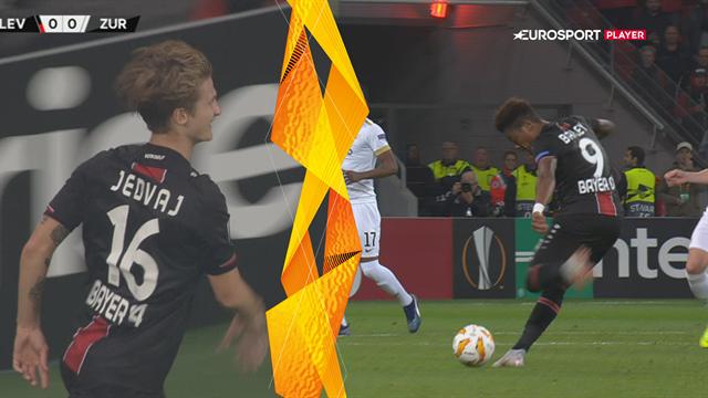 Highlights: Leverkusen tog førstepladsen fra Zürich i Gruppe A