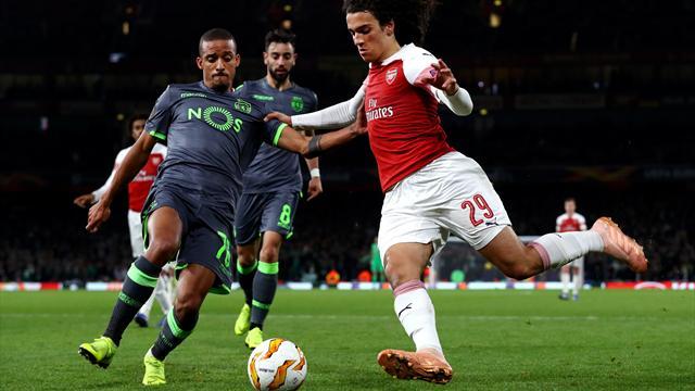 Arsenal qualifié, l'AC Milan conserve ses chances