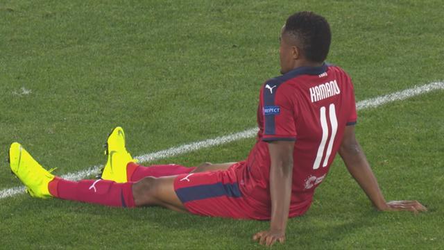 Höjdpunkter: Bordeaux spelade oavgjort mot Zenit