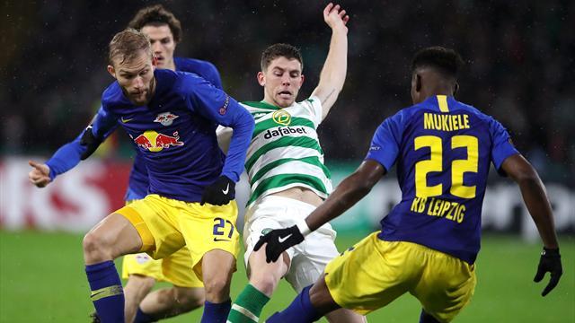"""""""Unterirdische Abwehr"""": Leipzig bringt sich durch Celtic-Pleite in Nöte"""