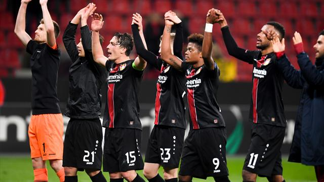 """""""Keine Selbstverständlichkeit"""": Leverkusen erreicht Etappenziel"""