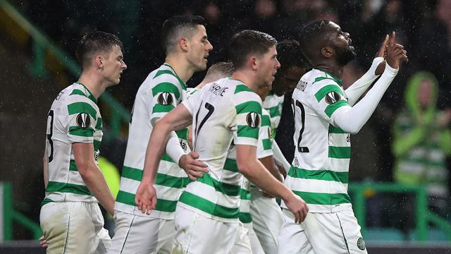 Edouard nets winner as Celtic keep Europa League hopes alive