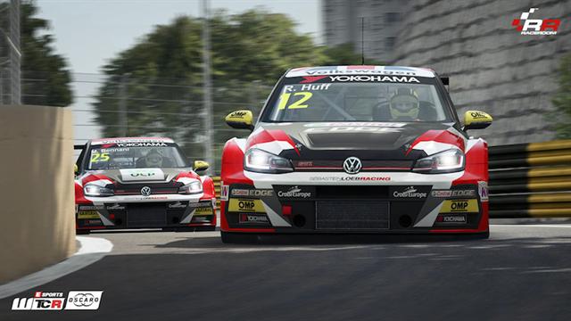 Online racers set for Macau Esports WTCR OSCARO finale
