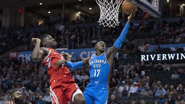 NBA: Siebter Streich durch Oklahoma und Schröder