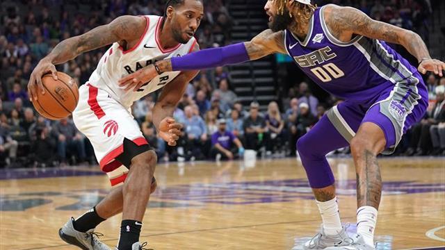 Thunder, seis triunfos consecutivos; Raptors, cinco, y mejor marca de la NBA