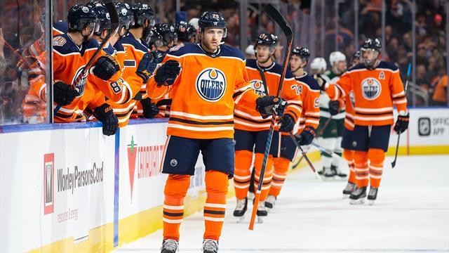 Draisaitl schießt zehntes Saisontor - Serie der Oilers reißt