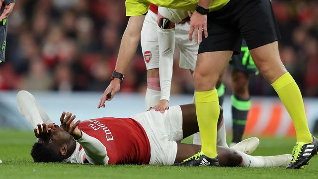 The Warm-Up: Get Welbz soon