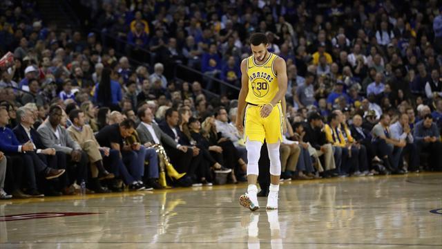 I risultati della notte NBA: Curry ko, i Bucks passano a Golden State: Thunder ok contro i Rockets