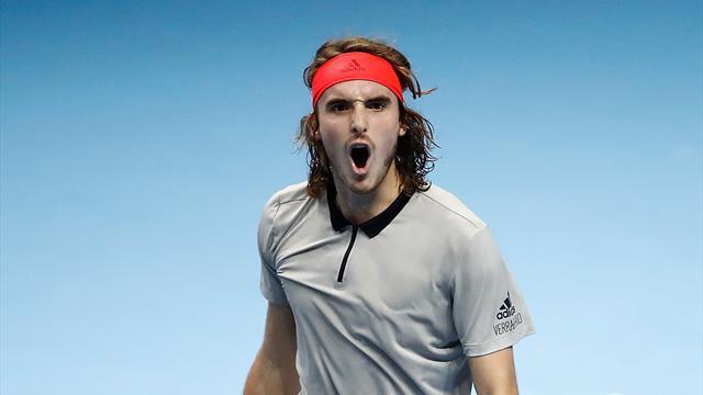 Tsitsipas slams new rules at Next Gen ATP Finals