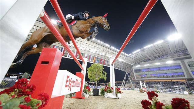 In Doha steht das Finale der Longines Global Champions Tour auf dem Programm