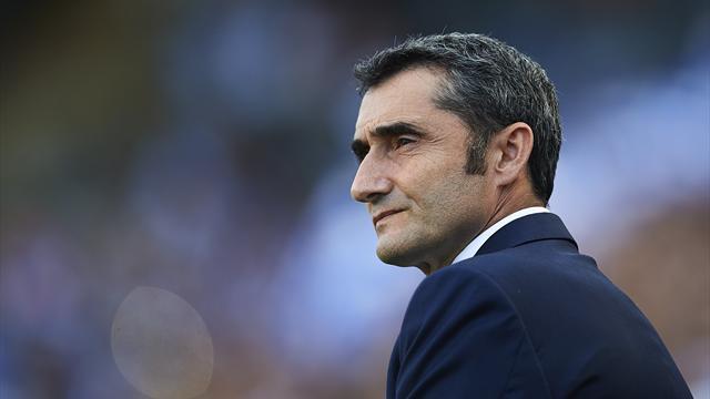 """Valverde cataloga de """"peligrosísimo"""" al Olympique de Lyon"""
