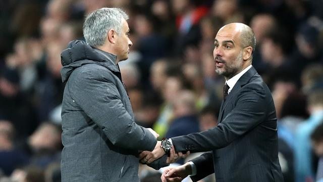 5 past battles between Mourinho and Guardiola