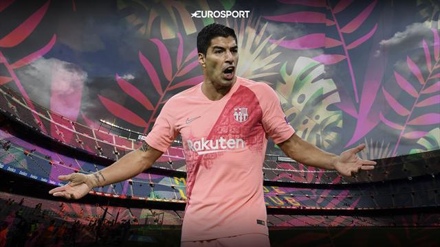 Суарес потерял себя в «Барселоне». Он должен перейти в «Реал»