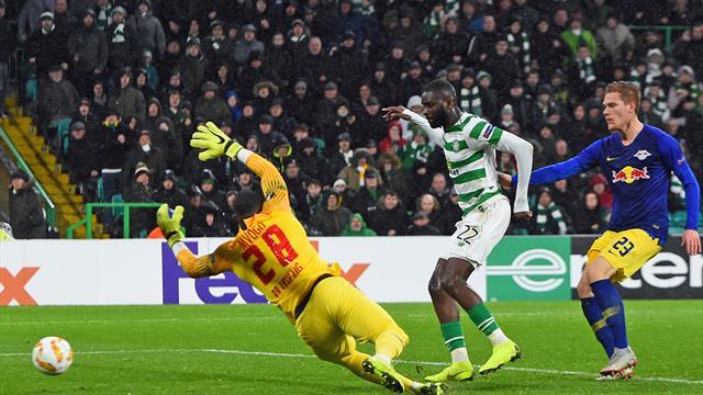 Bis zu 1,88 Millionen Fans sehen Leipzig-Niederlage in Glasgow