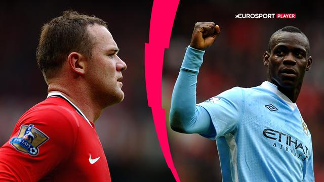 Det drabelige Manchester-derby: City's 6-1-nedsslagtning af United fra 2011