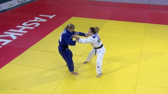 Krasniqi gewinnt Grand Prix Tashkent in der Klasse bis 48 kg