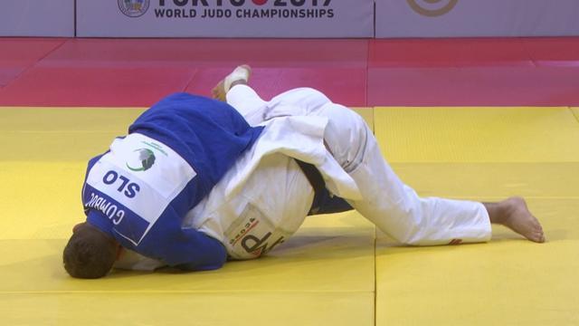 Gomboc beats Nurillaev in -66 kg group in Tashkent