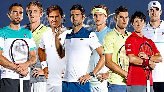 Titel-Check: Zverev nur Außenseiter, Federer peilt die 7 an