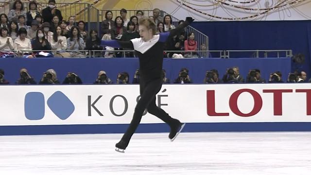 Воронов так раскочегарился, что растопил лед Хиросимы на четвертом этапе Гран-при NHK Trophy