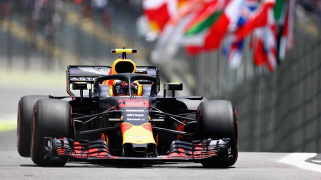 Verstappen davanti a Vettel e Hamilton, tre piloti in un decimo nelle prime libere