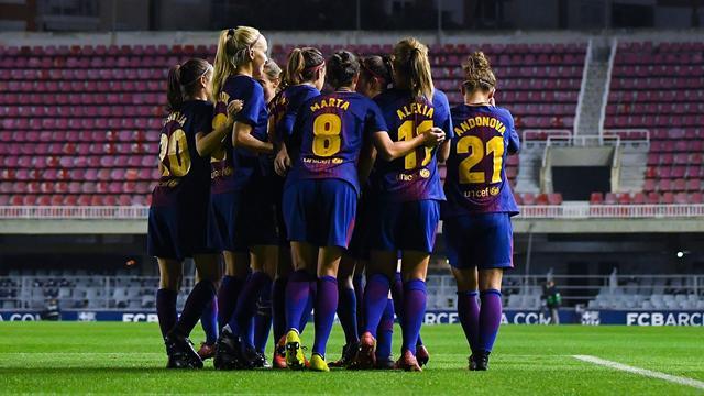 El Barça femenino evita a los 'cocos' en la Champions y tiene un camino asequible a la final