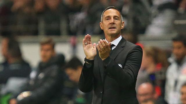 Hütter wird gegen Schalke rotieren