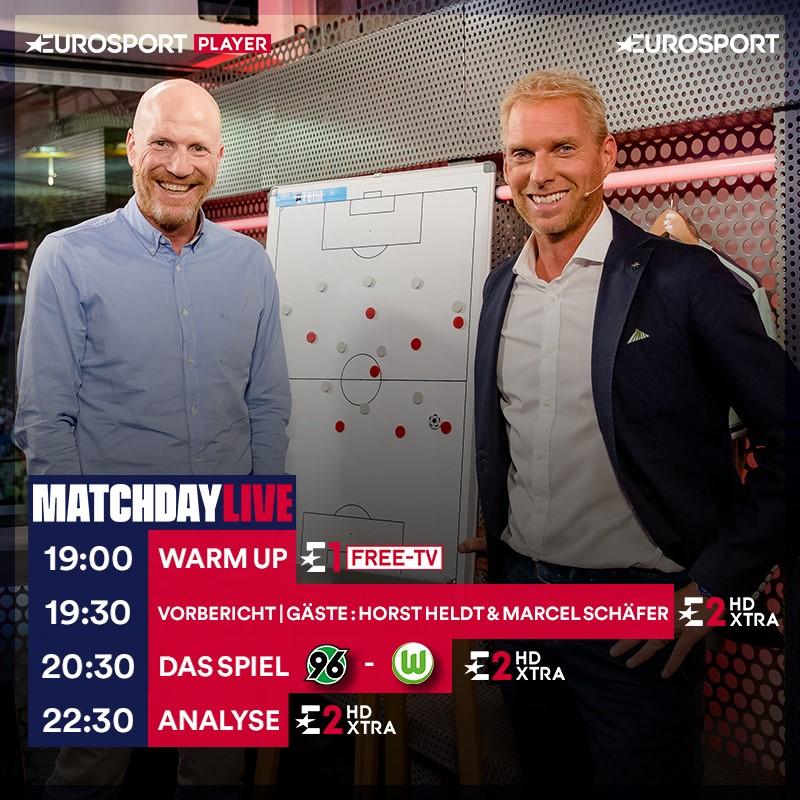 Matchday Live 11. Spieltag