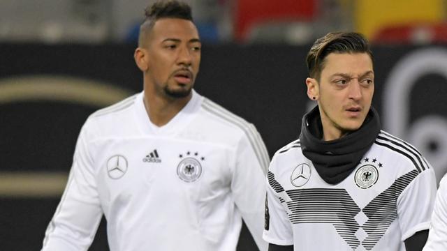 Boateng: DFB-Team hätte sich für Özil stark machen müssen