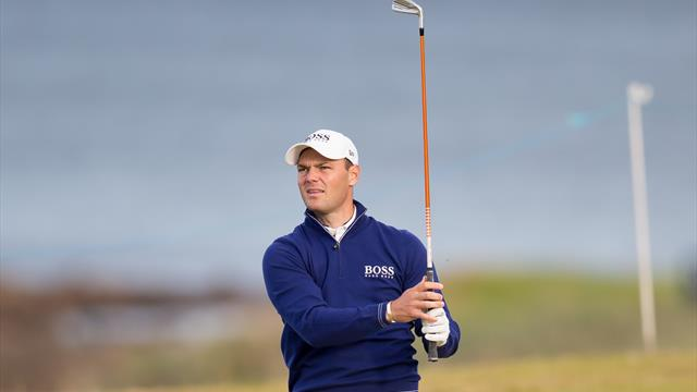 Golf: Kaymer in Sun City stark verbessert